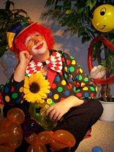 Clown Dolly