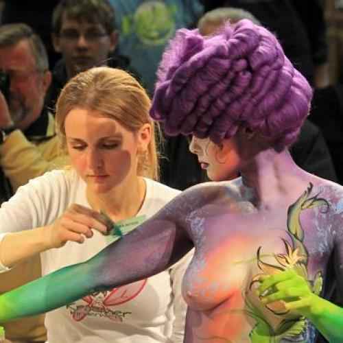 Creativ Bodypaint - UV-Paint