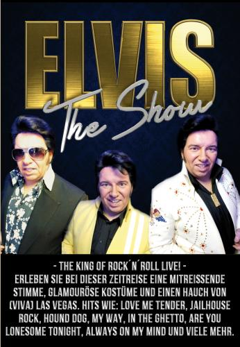 Profisänger für Oldies/Evergreens, Elvis, Rock´n´Roll & Kult Schlager