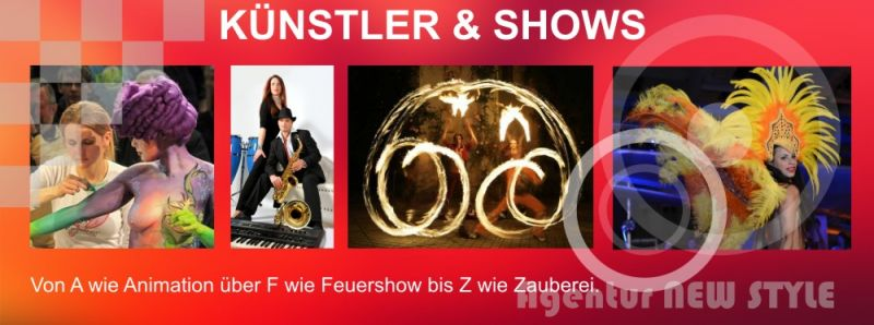 Knstler  Shows