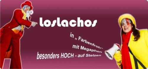 Comedy Programm mit den Komikern von Los Lachos