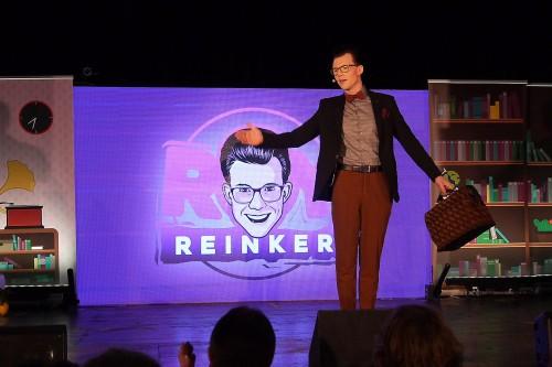 Bauchredner Roy Reinker