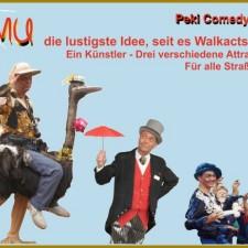 PEKI EMU Walkacts