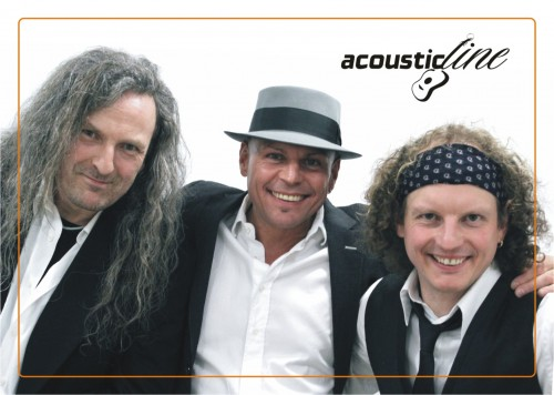 Die Band Acousticline