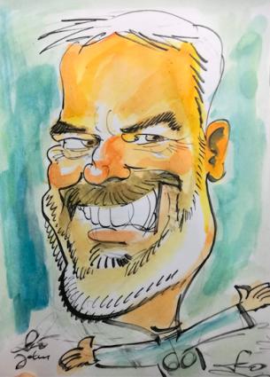 LEONARDO Ihr Karikaturist