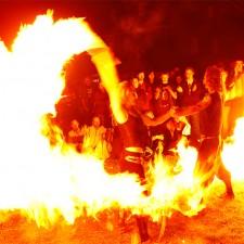 Feuerzirkus - Feuershow, Artistik, Gaukelei