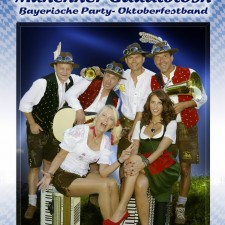 Münchner Gaudiblosn - Oktoberfestband