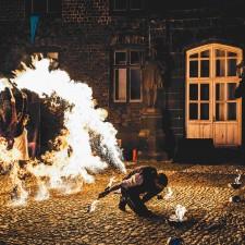 pYr-art die Feuershow