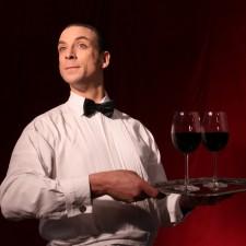 Ullich Steybe - Comedykellner & Jongleur