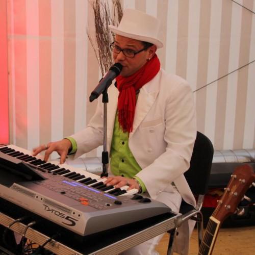 Hochzeits-Spaß Show mit Los Lachos