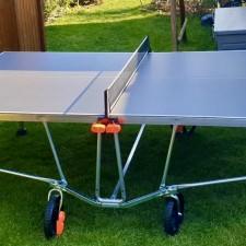 mobile Tischtennisplatte zu Ihrem Event mieten