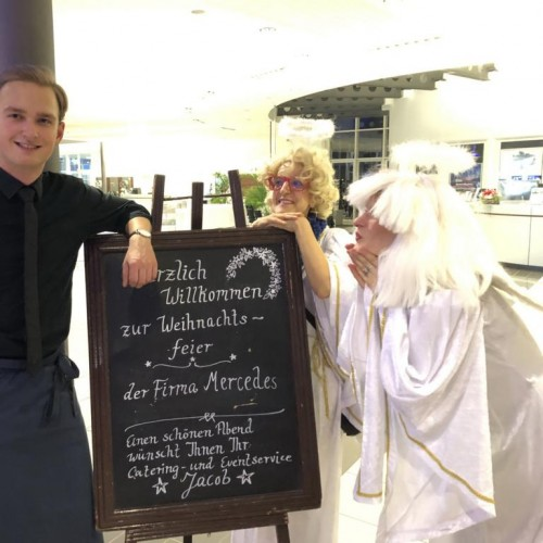 Los Lachos -Weihnachts Comedy Dinner Show
