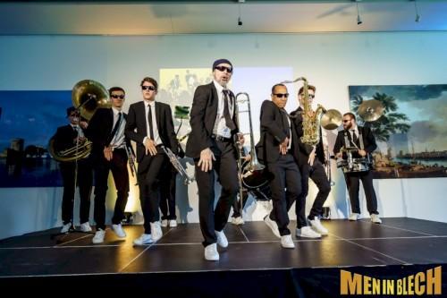 Men in Blech - die mobile Band
