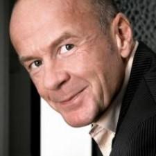 Stimmenparodist Bertram Hiese