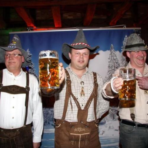 Oktoberfestparty / Aprés Ski Party