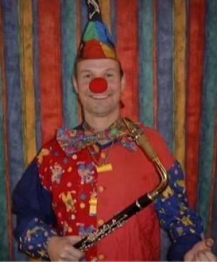 Musik-Clown Riesibisi