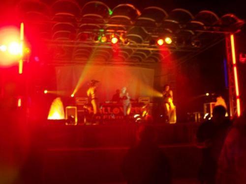 Event Bühnenbeleuchtung