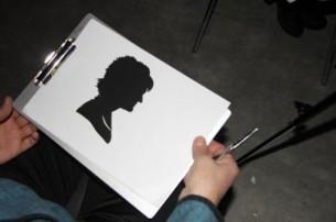 Scherenschnitte - eine fasst vergessene Kunst