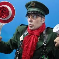 Comedy Pur mit Komiker Karl Heinz Witzigmann